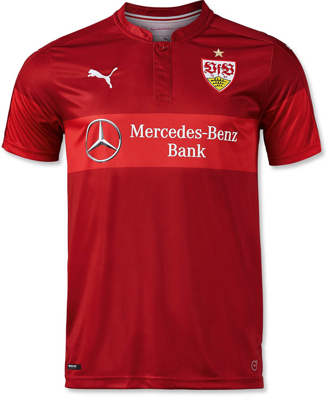 Vfb stuttgart 16 17 away and third kits released footy for Germany mercedes benz soccer jersey
