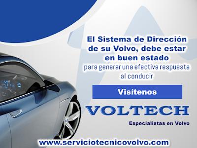 Mantenimiento de la Direccion Volvo