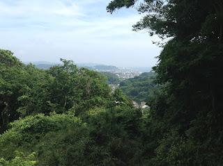daibutsu hiking trail