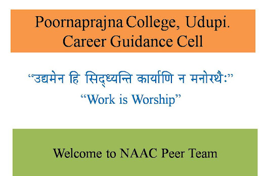 NAAC REPORT Career Guidance Part 1