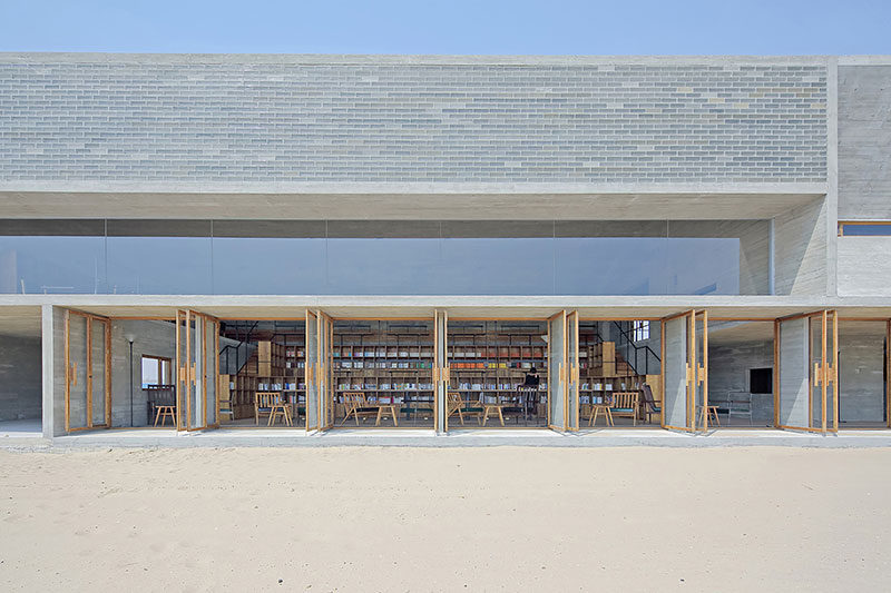 Seashore-Library-08 Seashore Library by Vector Architects Design