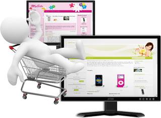 toko online sukses