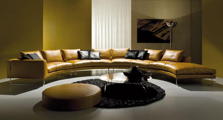 15 dise os de sof s magn ficos de lujo para living room for Disenos de muebles de sala