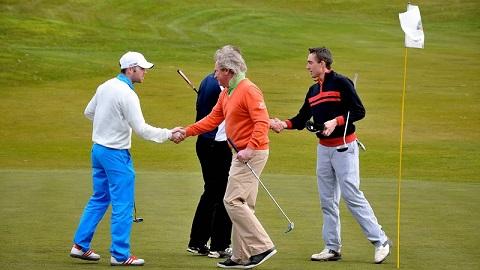 Cần có chiến thuật khi cá cược Golf
