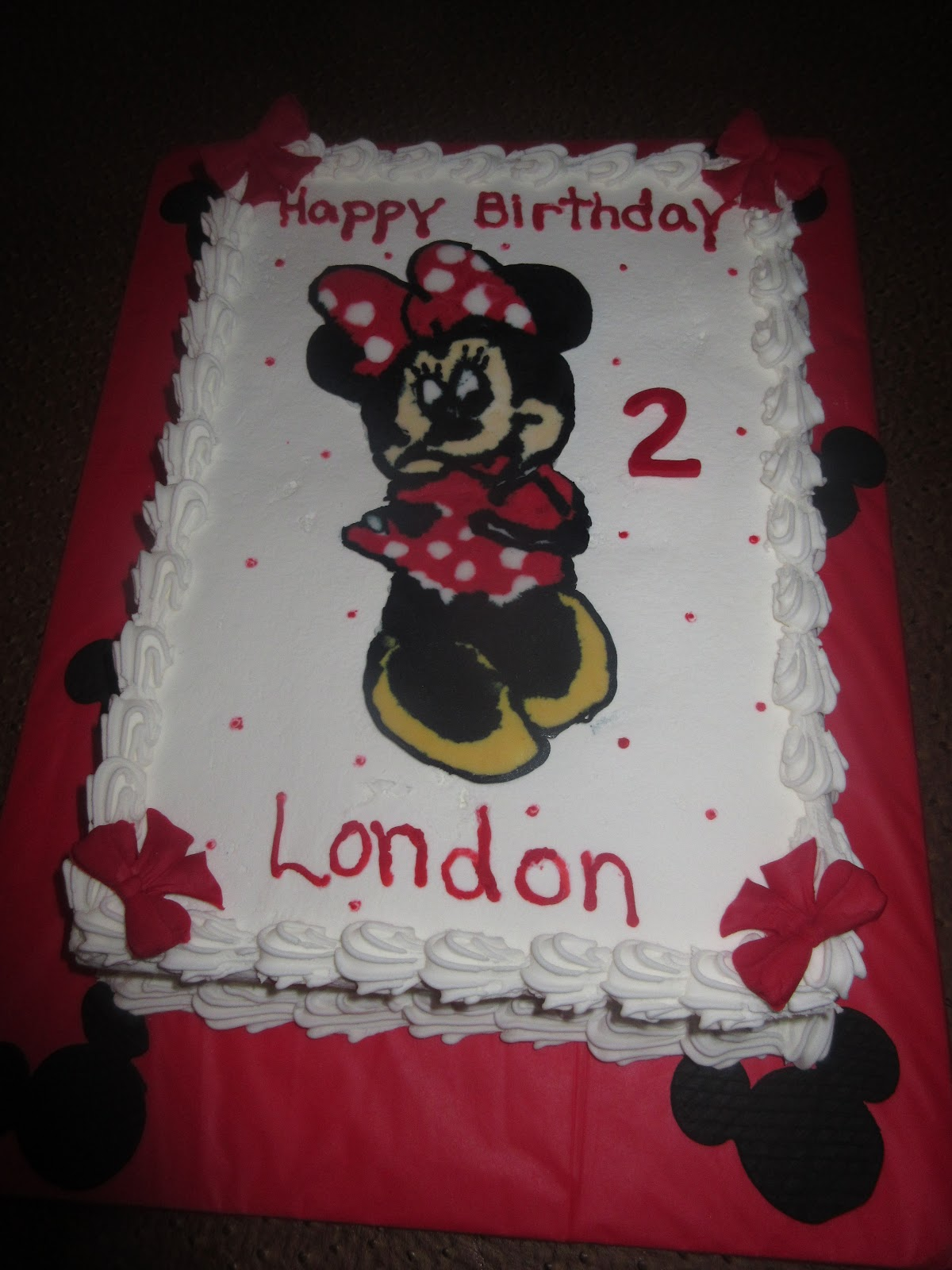 Cakes By Mary Ann
