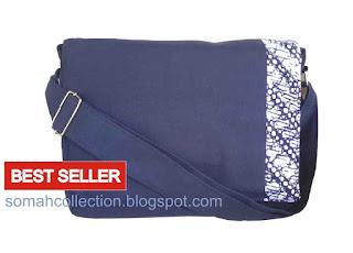 tas seminar kit batik kanvas pelatihan diklat murah