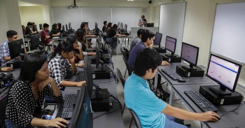 PRONABEC publica simulacros del Examen Nacional de preselección de postulantes a Beca 18 - www.pronabec.gob.pe