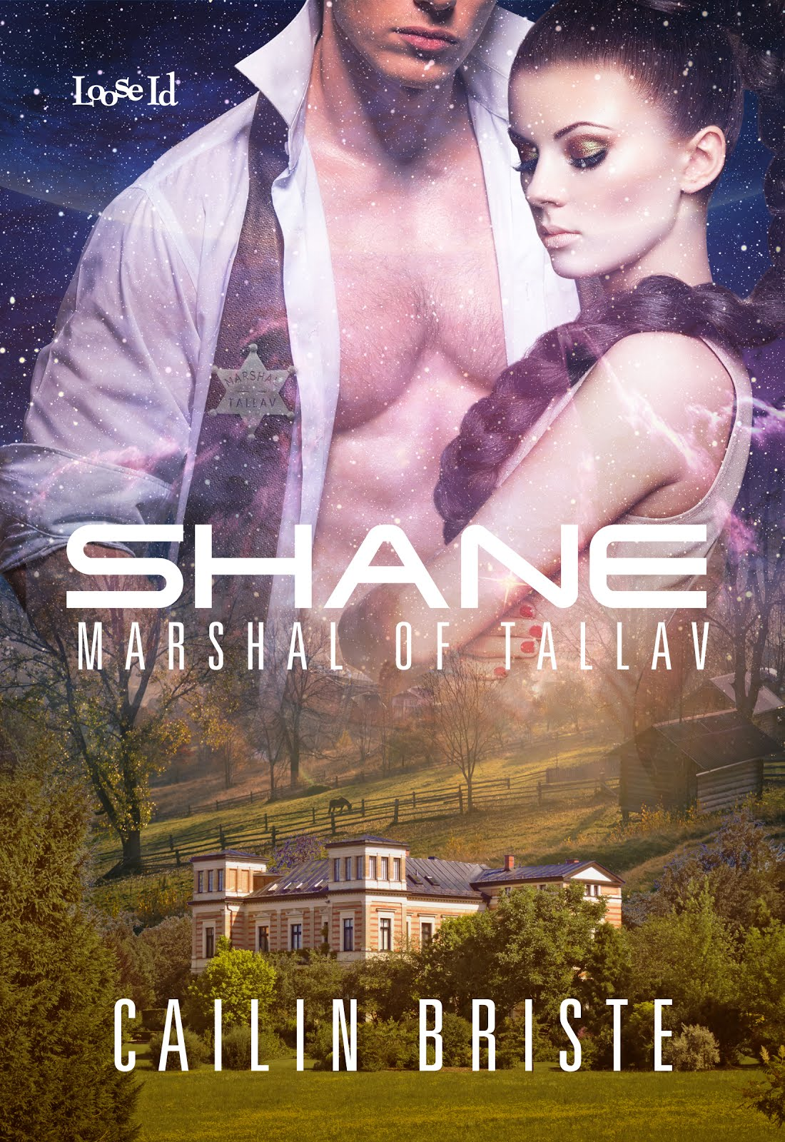 Shane: Marshal of Tallav by Cailin Briste