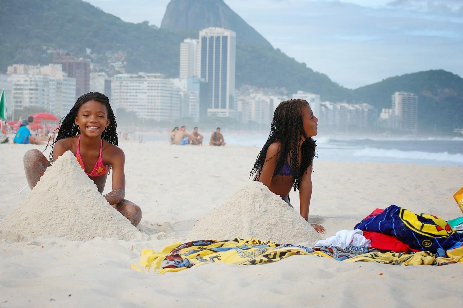Copacabana; Rio de Janeiro, Brazil