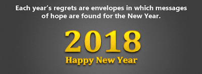 Facebook cover photos for Happy New Year 2018