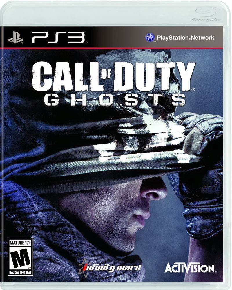 FSG: CALL OF DUTY GHOST PS3 iMARS FULL FREE DOWNLOAD