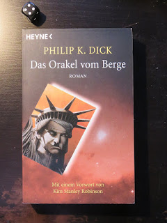 Deutsche Ausgabe von Philip K. Dicks The Man in the High Castle