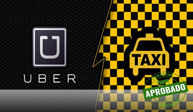 Uber contra el Taxi en Uruguay