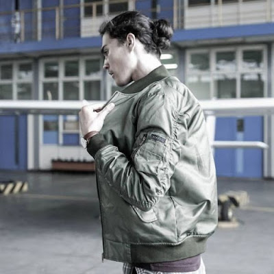 model jaket cowok modern