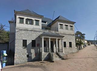 Edificio de La Telefonica (San Rafael)