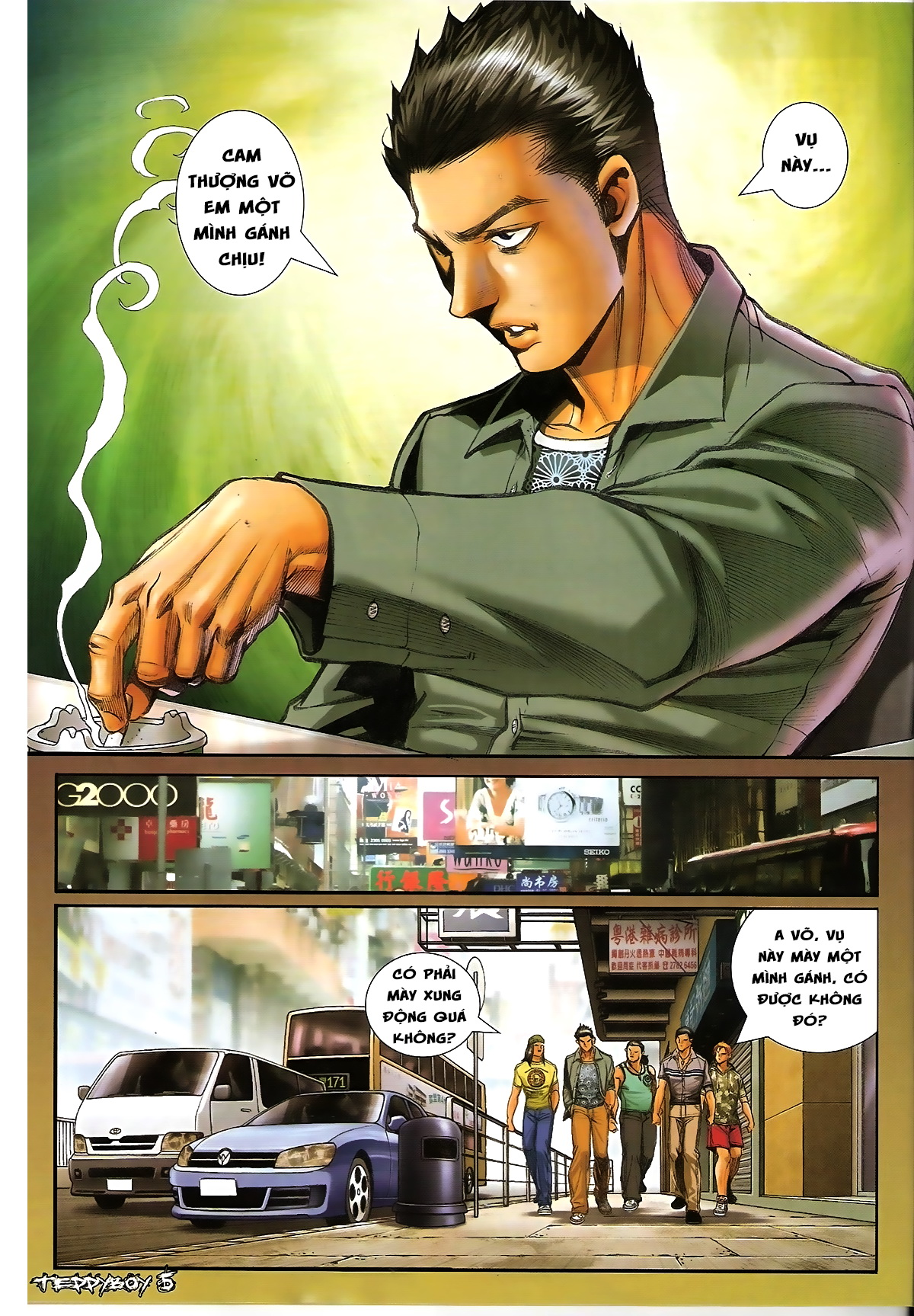 Người Trong Giang Hồ Chap 1319 - Truyen.Chap.VN
