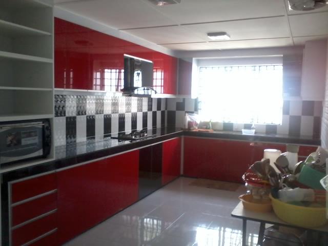 IRFAH FURNITURE HOME DECO kabinet dapur dan kabinet bawah