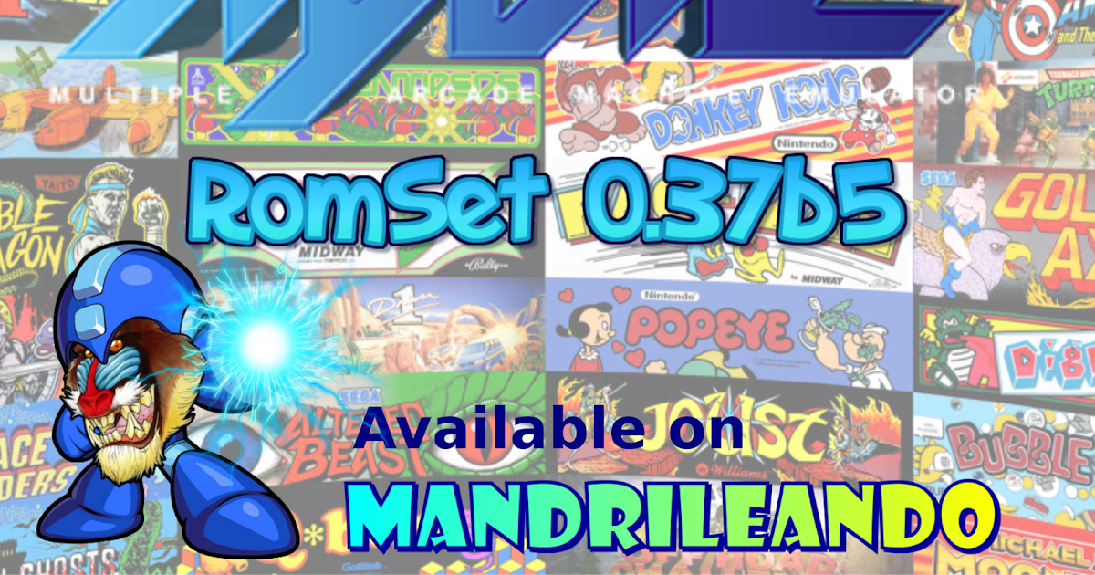 mame 2003 bios pack download