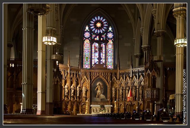 Antigua Catedral St Patrick