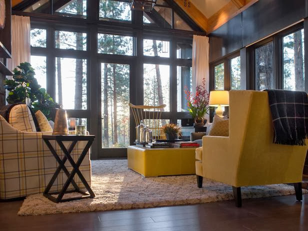 HGTV Dream Home 2014 : Living Room Pictures ~ Decorating Idea
