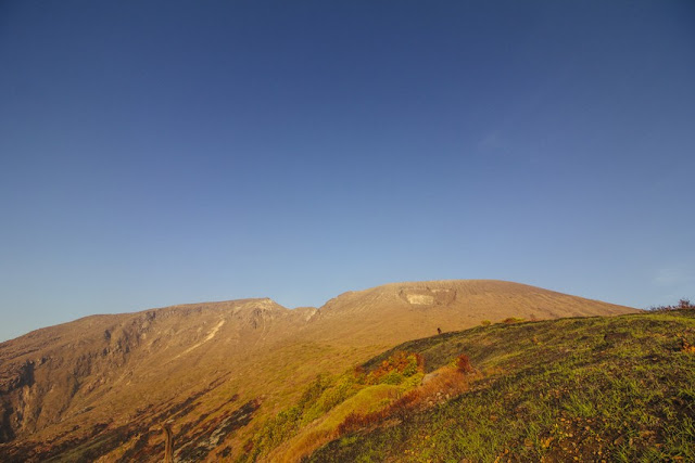 Mount Ile Api, Another Charm of Lembata Island, East Nusa Tenggara