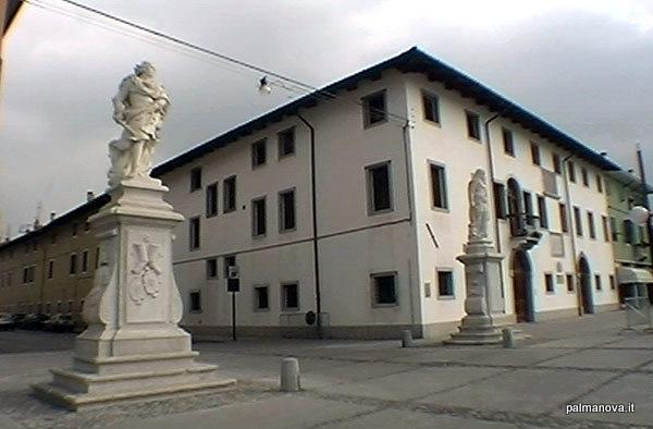 Palazzo del Governatore dell'Armi (Palmanova, Italia)