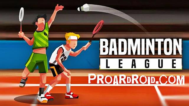 لعبة Badminton League Apk v3.30.3911 مهكرة للاندرويد (اخر اصدار) logo