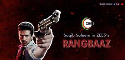 Rangbaaz (2018)
