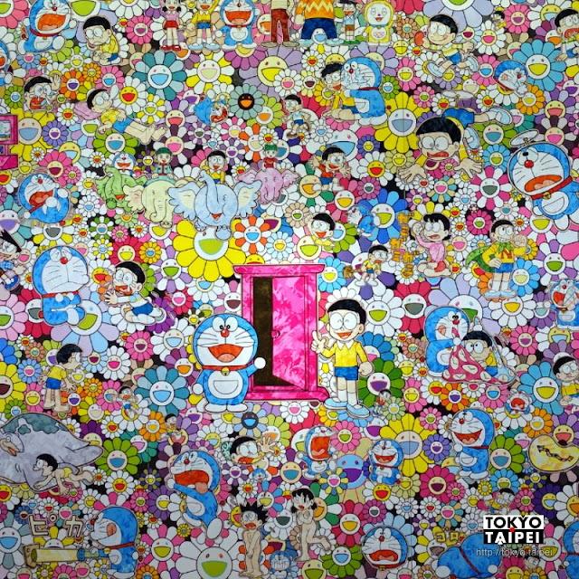 【THE 哆啦A夢展 TOKYO 2017】機器貓化身現代藝術 28組藝術家眼中的哆啦A夢