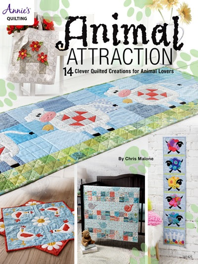 Animal Attraction Quilt Patterns