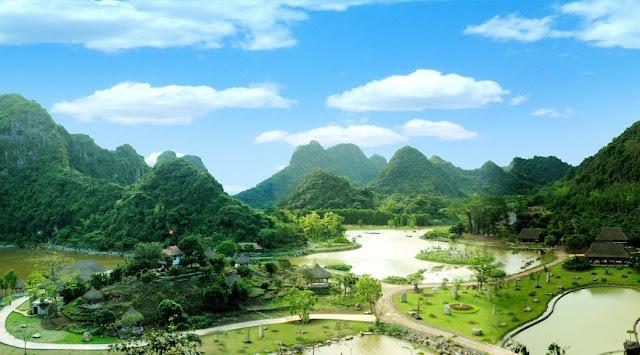 Thung Nham, Ninh Binh
