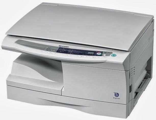 Descargar driver Sharp AL1530CS impresora multifuncional
