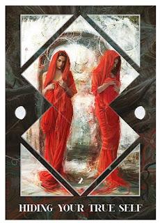 Dark Mirror Oracle - Oráculo El Espejo Oscuro Scarabeo 2