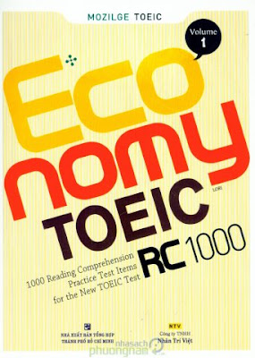 Actual Test 3 – Economy TOEIC LC 1000 Volume 1