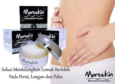 Cara Pakai Moreskin Stomatch Cream