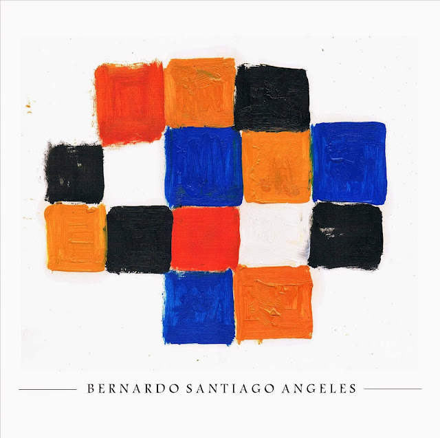 Poster  - cuadricula NO.1 - Bernardo Santiago Angeles