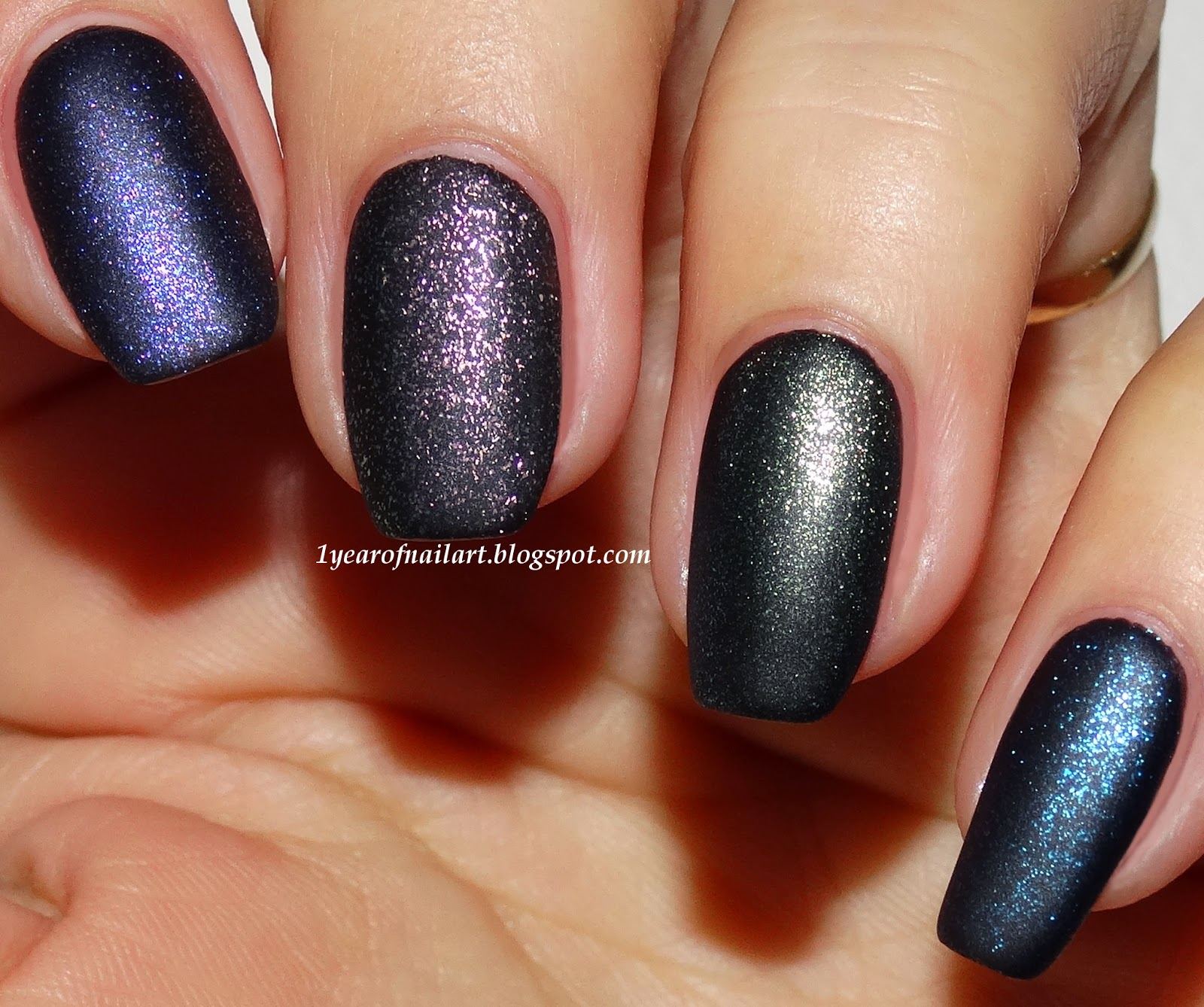 365 Days Of Nail Art March 2014: 365+ Days Of Nail Art: Swatches Catrice Million Styles