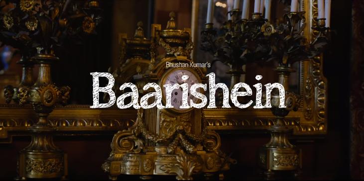 BAARISHEIN Mp3 Download And LYRICS