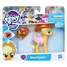 My Little Pony Show and Tell Applejack Brushable Pony