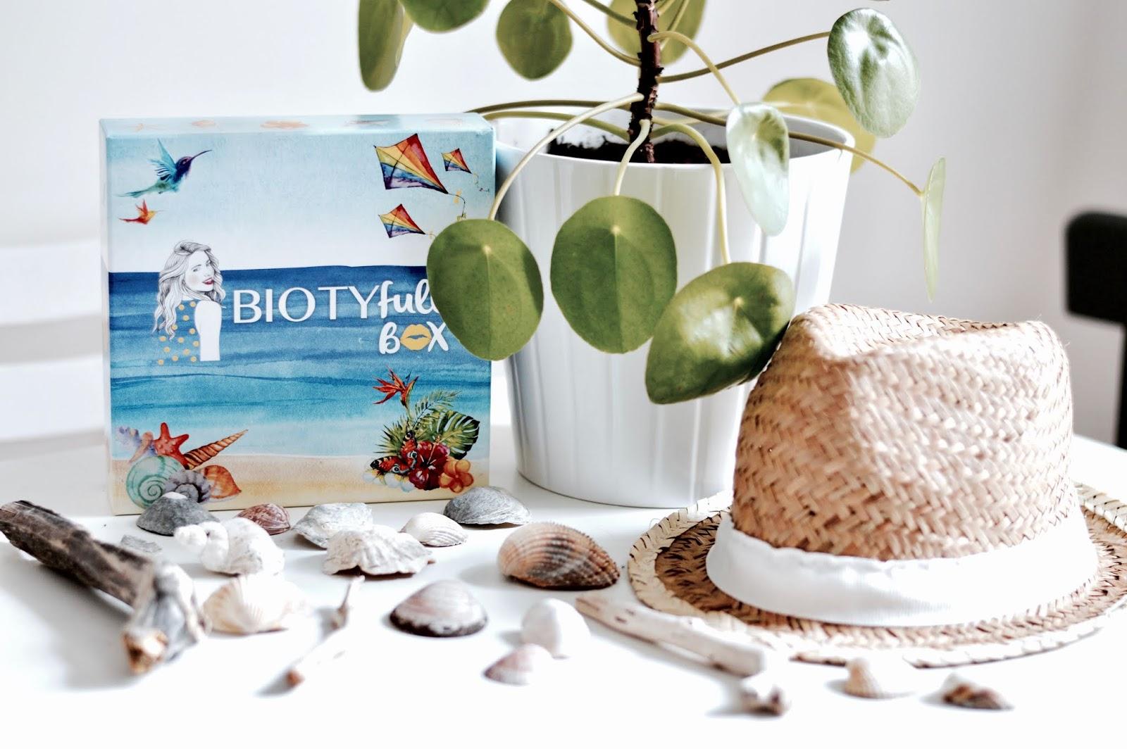 Biotyfull box, la box beauté bio !