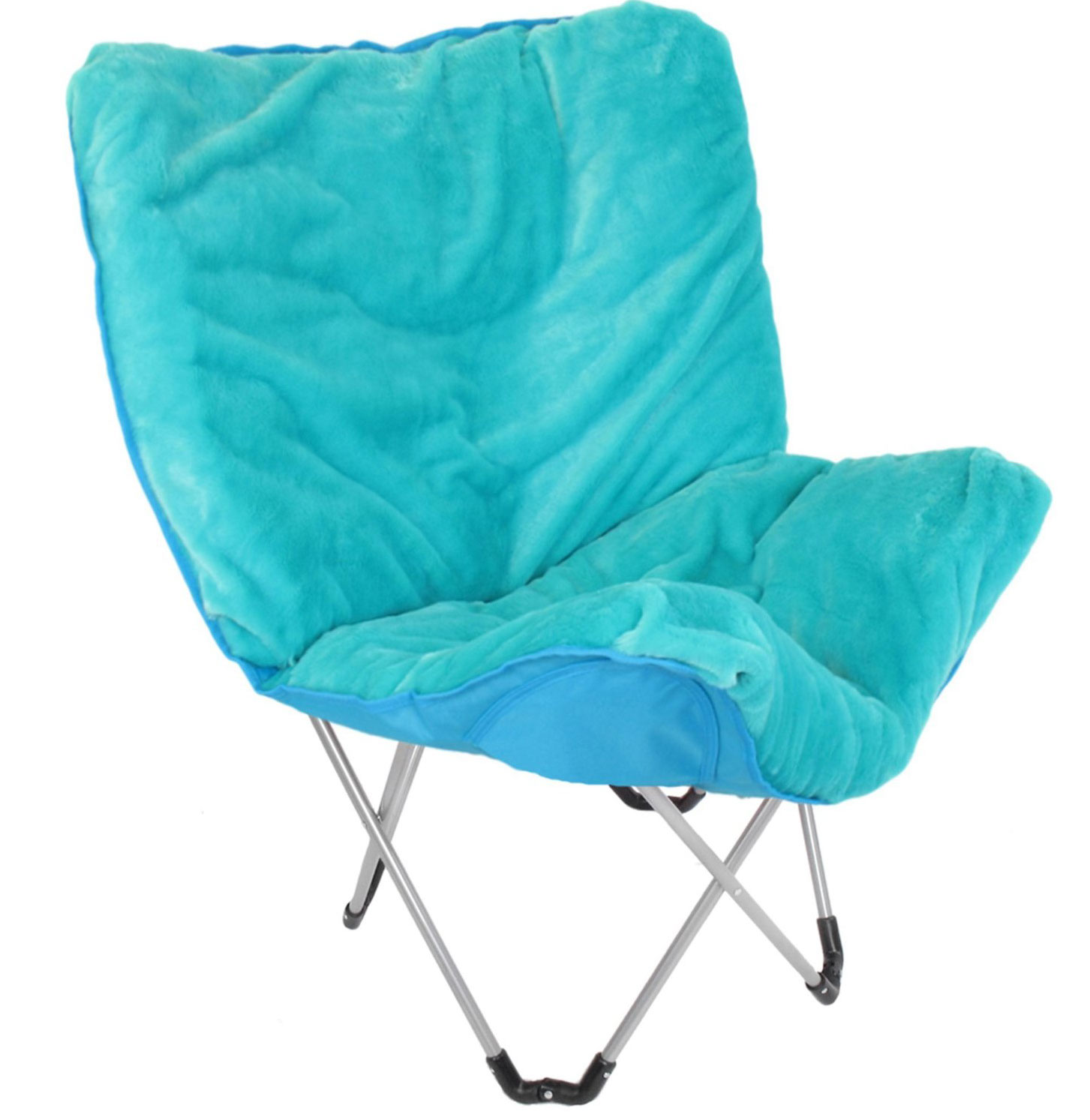 Butterfly Chair Covers Walmart Ergonomic Gaming Fuzzy Folding Frasesdeconquista