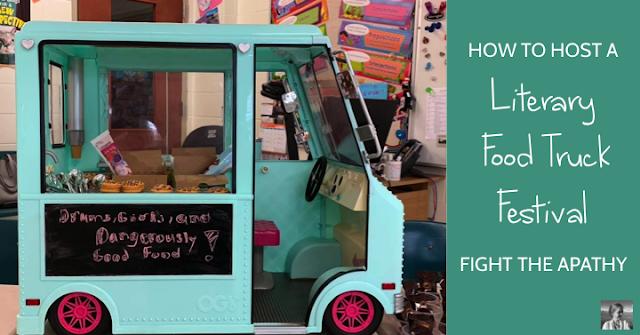 How to Host a Literary Food Truck Festival  - Spark Creativity
