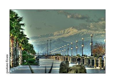 il km più bello d'italia-reggio calabria