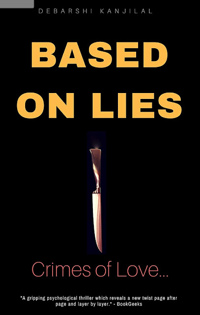 Front Cover | Based on Lies: It Begins