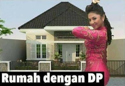 Rumah dengan DP