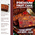 Premium Fruit Cake | Product of SUCO