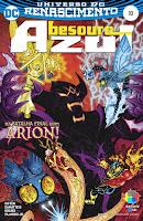 DC Renascimento: Besouro Azul #10