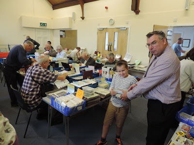 stamp and coin fair drift road evangelical church clanfield