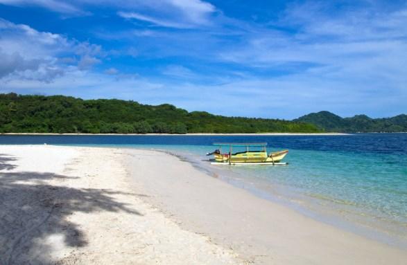 Tempat Wisata Gili Nanggu Lombok