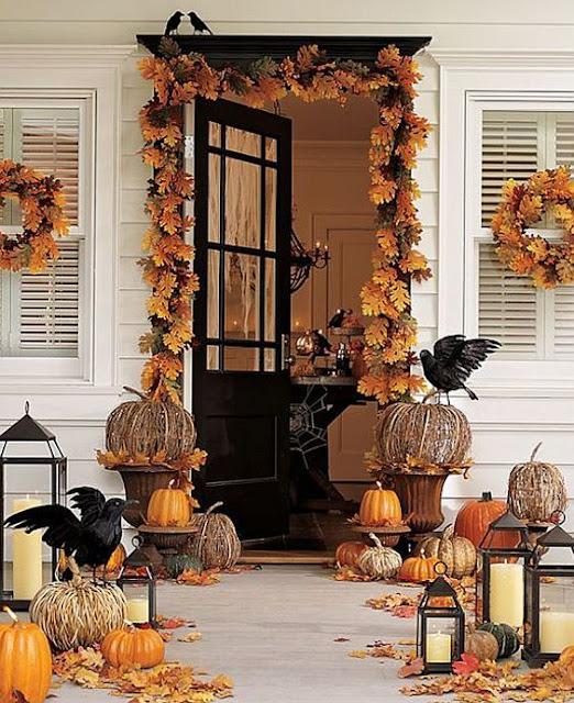 I Heart Shabby Chic Blog Halloween Home Decor Ideas 2016
